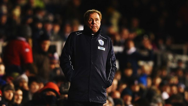 Harry Redknapp's side are seven points from safety