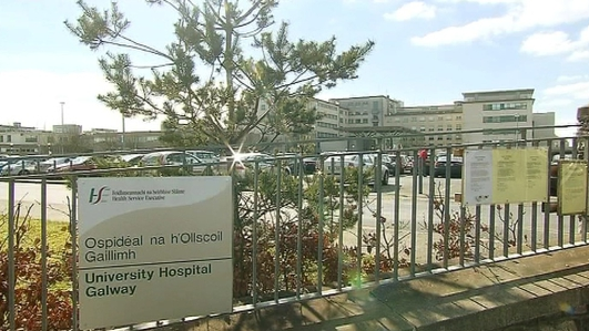 Conditions in the Emergency Department in University Hospital Galway