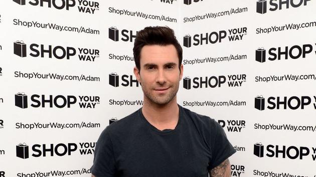 Adam Levine has popped the question to Victoria's Secret model Behati Prinsloo