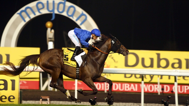 Sajjhaa continued her scintillating run of form with victory in the Dubai Duty Free