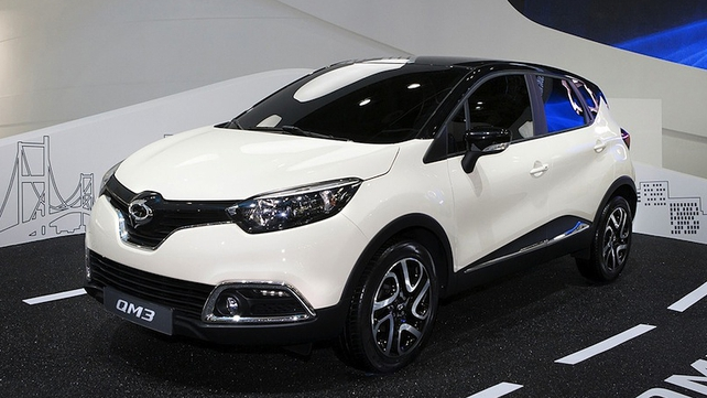 Renault expands in Korea