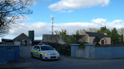 Gardaí in Swords are investigating the discovery of the body in a field
