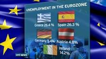 Eurozone unemployment at 12% in March