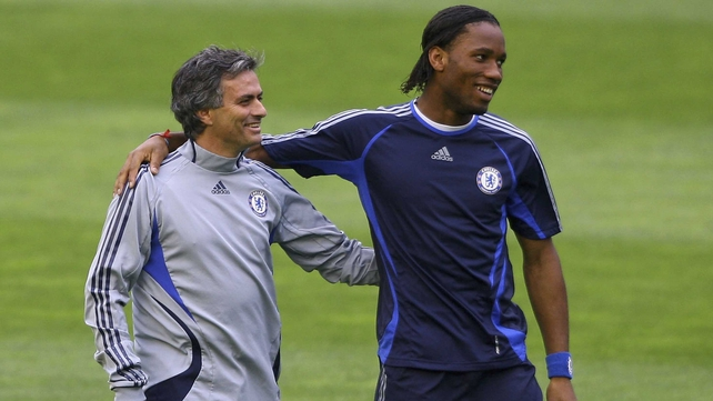 Jose Mourinho is idolised by Chelsea fans