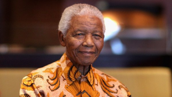 Nelson Mandela is hailed as a global symbol of tolerance and harmony