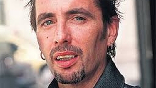 Christy Dignam - lead singer of Aslan