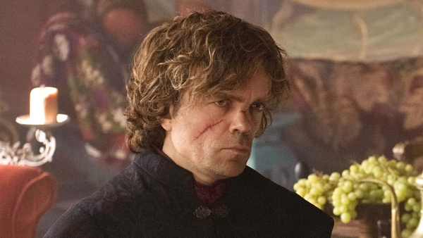 Peter Dinklage at Tyrion Lannister in Game of Thrones
