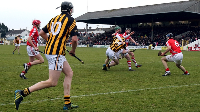 Cork put in a strong performance against Kilkenny on the final day of the league