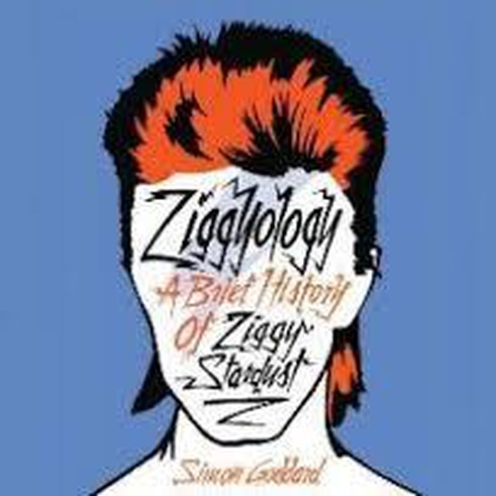 Book: Ziggology -  A Brief History Of Ziggy Stardust