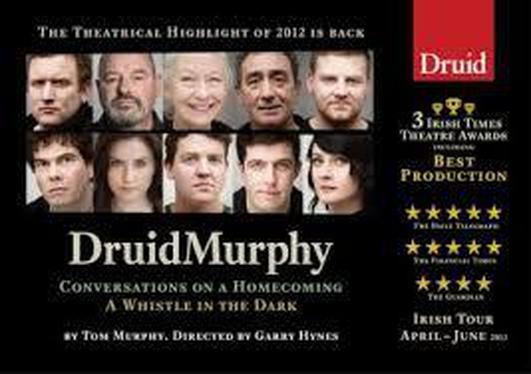 Druid Murphy - Maelíosa Stafford