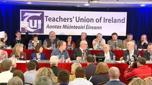 The TUI conference in Galway passed the emergency motion