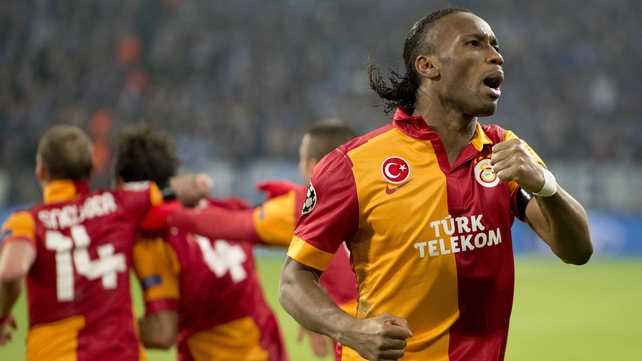 Didier Drogba: 'The psychological factor is very important in soccer'