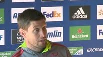 Watch Ronan O'Gara on the end of Declan Kidney's tenure, Ireland's Six Nations campaign and his own future in rugby.