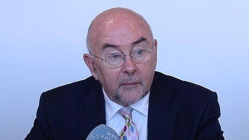 Minister Quinn said and he needs to find €42m in savings
