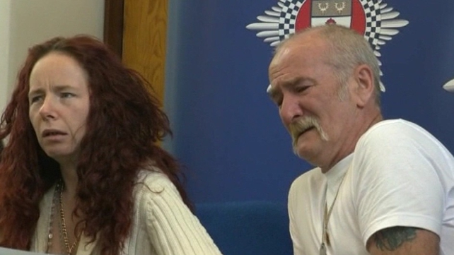 Mairead and Mick Philpott had made a public appeal before they were charged