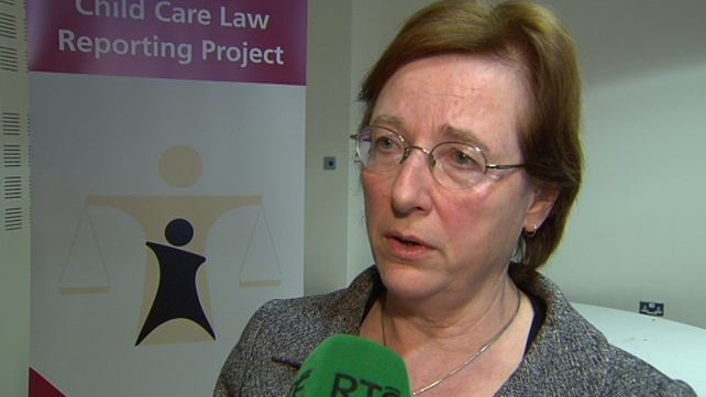 Dr Carol Coulter said some of the neglect of children is quite shocking