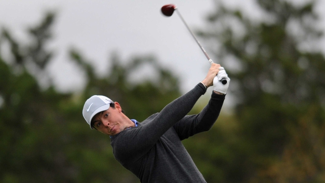 Rory McIlroy: 'The way I started the round I would have hoped for a little bit better'