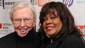 A film about legendary US film critic Roger Ebert (left) is included in the IFI's documentary festival