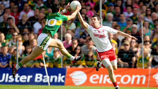 Tyrone can send rivals Kerry down to Division 2 on Sunday