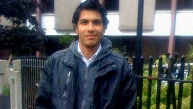 Saied Ali Eldin was found more than three weeks after the trawler sank
