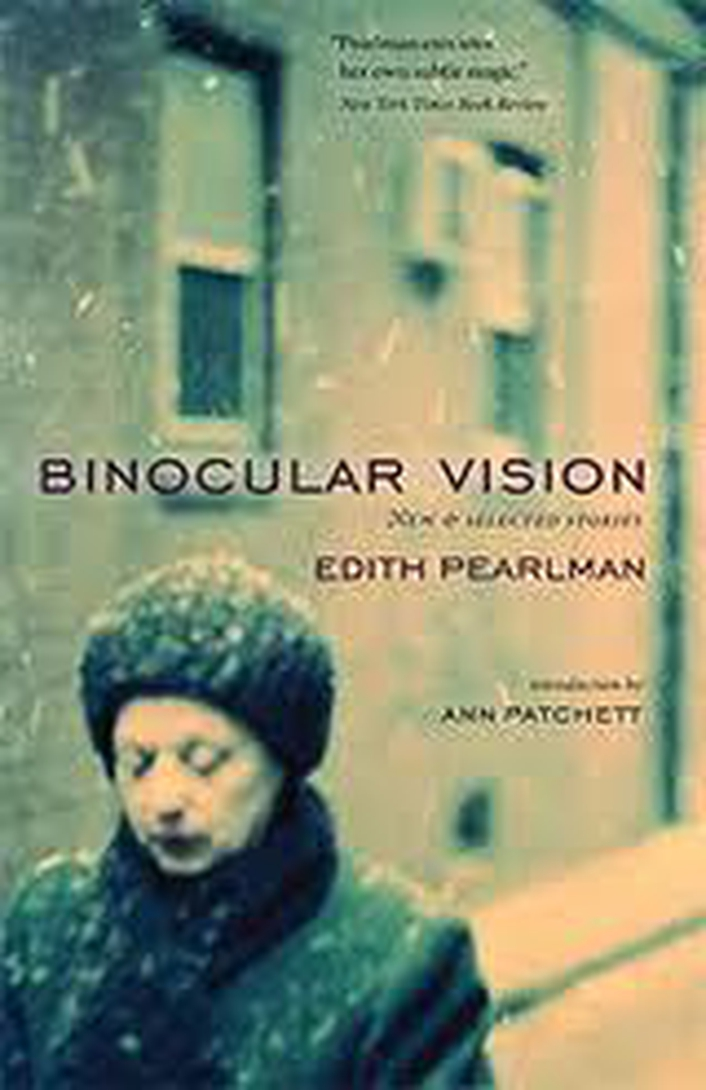 Book Review - Binocular Vision by Edith Pearlman