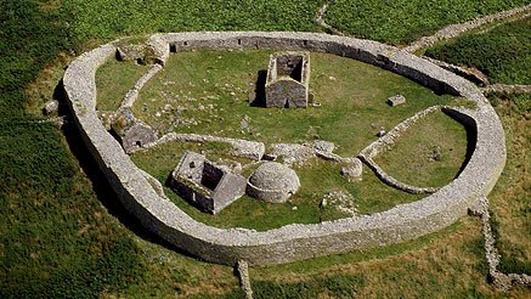 Secrets of the Irish Landscape.