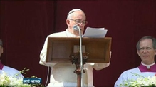 Pope calls for action over clerical abuse