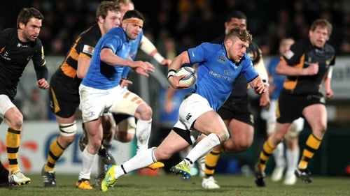 Ian Madigan scored 28 points as he led Leinster to glory at Adams Park