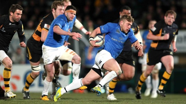 Ian Madigan will start for Leinster at out-half against Ulster