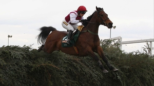 Katie Walsh aboard Seabass at the 2012 Aintree National