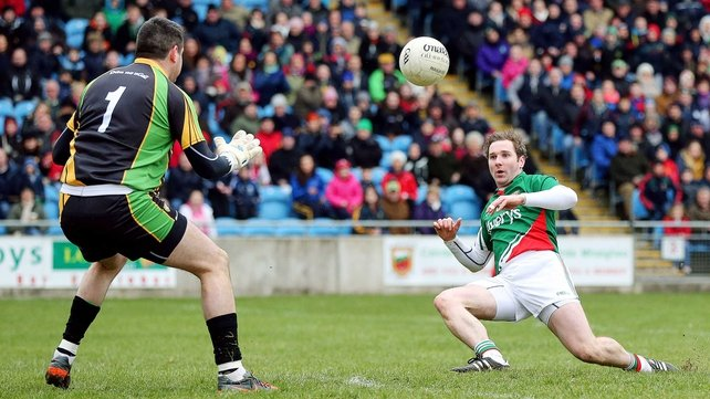 Michael Conroy's absence is a blow for the red and green ahead of their tricky provincial opener