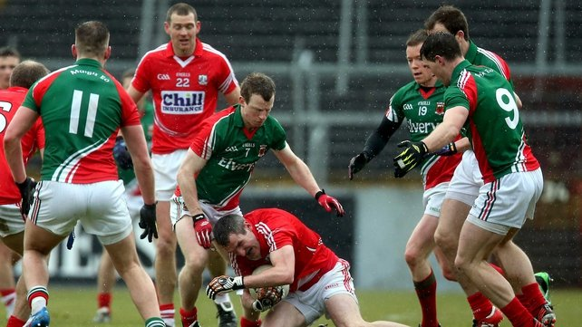 Mayo's character came through as they claimed another day out in this year's league