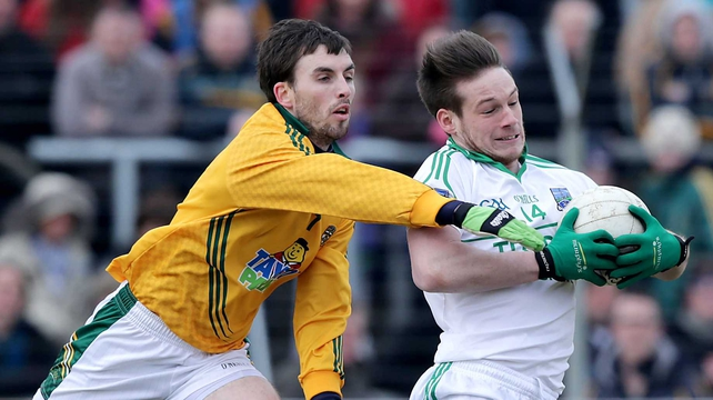 Meath's win saw them leapfrog Fermanagh for a place in Division 2