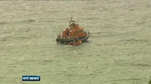 Swimmer in critical conditon after rescue off Dalkey Island