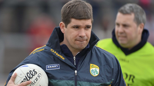 Éamonn Fitzmaurice has named a young looking side to take on Dublin