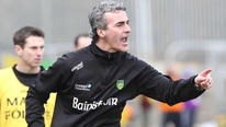 Jim McGuinness comments on the remarks made by the president of the GAA following the outcome of the recent disciplinary action against Kevin O'Brien