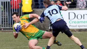 Down and out: a draw was not enough to save Donegal's status