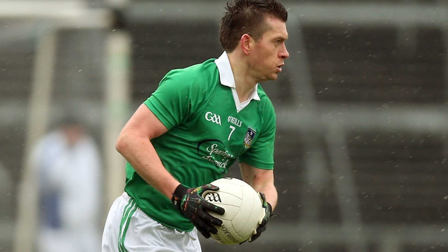 Limerick had six points to spare over Clare in Ennis