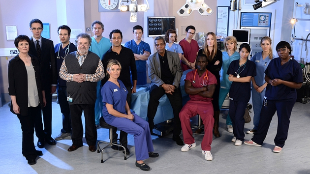 Holby City - There's a new philanderer on the way...