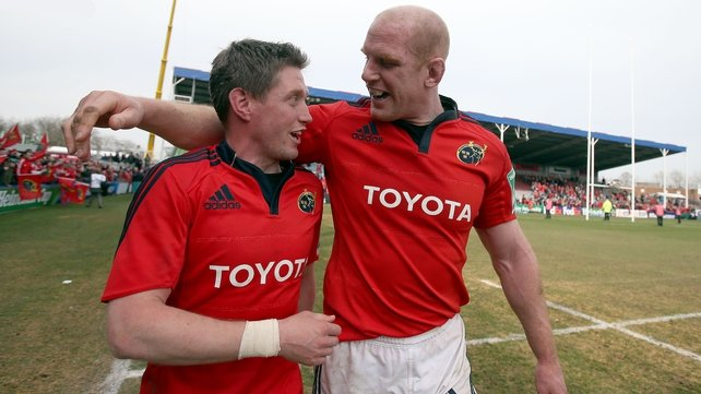 O'Gara on O'Connell: 'We missed him greatly but he has timed it beautifully to come back ... He's a special player'
