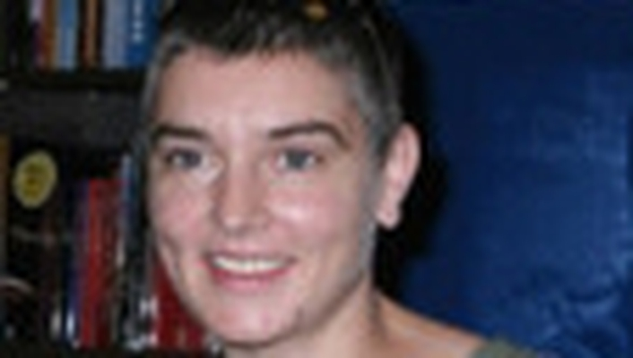 Sinead O Connor photo sting!