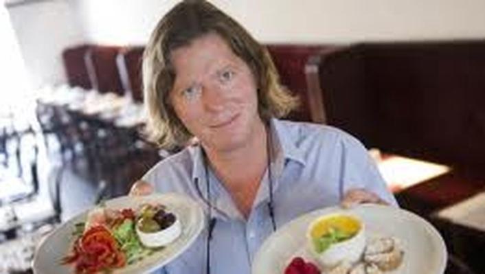 Eden Restaurant owner Jay Bourke