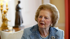 Margaret Thatcher died on Monday at the age of 87