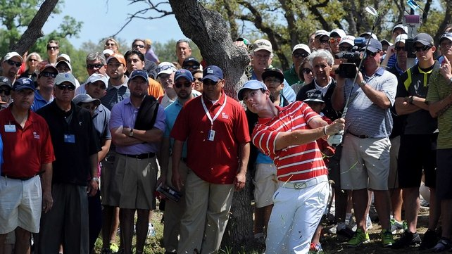 Rory McIlroy has the world No 1 spot in his sights