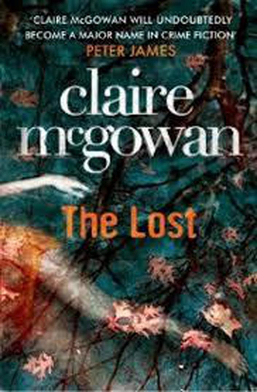 Author Claire McGowan