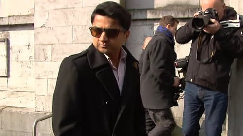 Praveen Halappanavar gave evidence that his wife had made three requests for a termination over two days