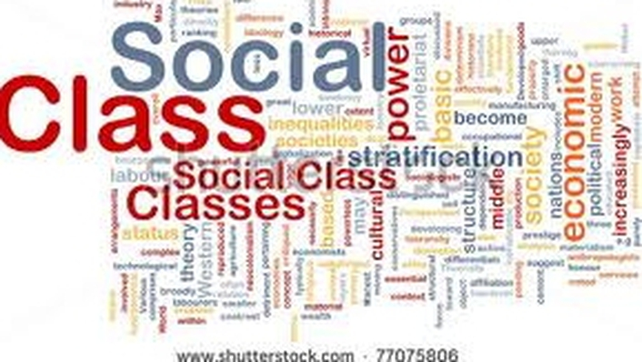 Social Class in UK & Ireland