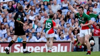 Kevin McStay and Colm O'Rourke on Sunday's semi-final.
