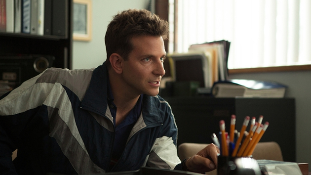 Bradley Cooper proves yet again he can take on well-crafted characters