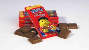 Reinterpreting the chocolate bar